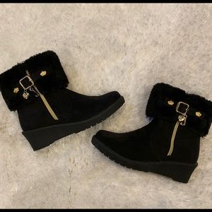 NEW!! JUICY COUTURE Girl's Booties♥️